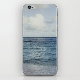 Out to Sea iPhone Skin