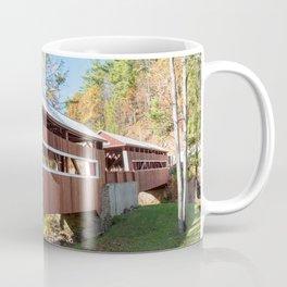 East and West Paden Twin Bridge Coffee Mug