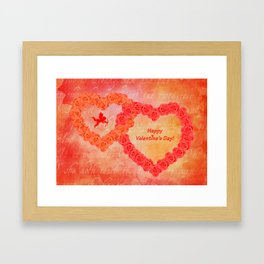 Who Loves You Framed Art Print