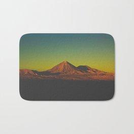 Sunset on Mars (San Pedro de Atacama, Chile) Bath Mat