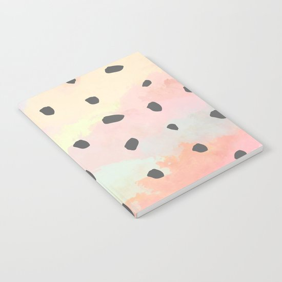 With dots Notebook