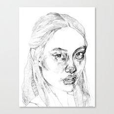 Anew Canvas Print