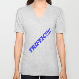 Triffic Unisex V-Neck