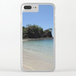 Caribe Clear iPhone Case