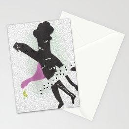 Triumph of broken heart Stationery Cards