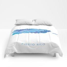 Puerto Rico Comforters
