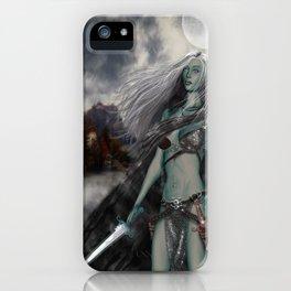 drow iPhone Case