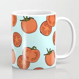 Tomato patter Coffee Mug