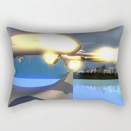 Fly: Shiny Predators Rectangular Pillow