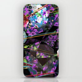 GeoLazer iPhone Skin