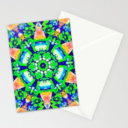 compass points toward you Stationery Cards