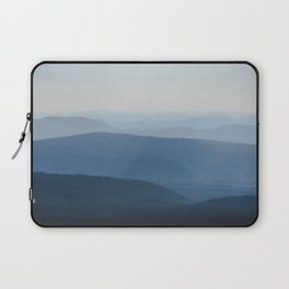 Smoky Blue Mountains Laptop Sleeve