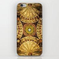 kaleidoscope iPhone & iPod Skins featuring Kaleidoscope by Irina Chuckowree