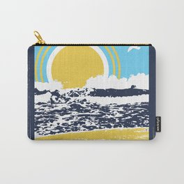 Horseneck Beach Carry-All Pouch