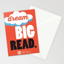 Dream Big - Iowa City Public Library Stationery Cards