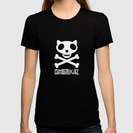 CuriosityKillz skull logo T-shirt