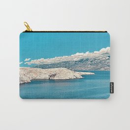 Rocky Island  Carry-All Pouch