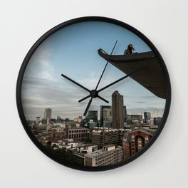Barbican Estate Wall Clock
