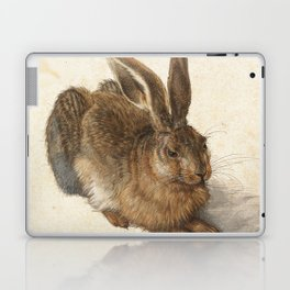 Young Hare Laptop & iPad Skin