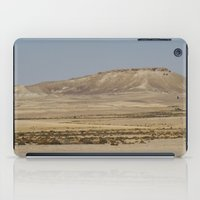 israel iPad Cases featuring #12 Negev Desert, Israel by Savion