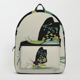Butterfly Lily Backpack