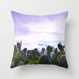 the excursion of the mouse family Throw Pillow