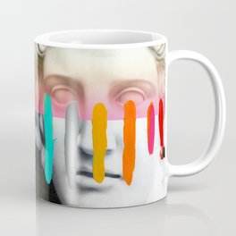 Composition on Panel 2 Coffee Mug
