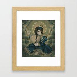 The Silent Quest Framed Art Print