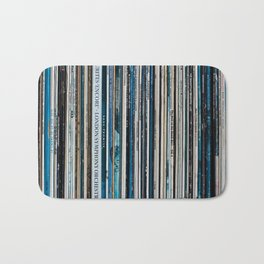 Old Vinyl Bath Mat