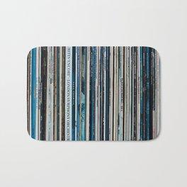 Old Vinyl Bath Mat