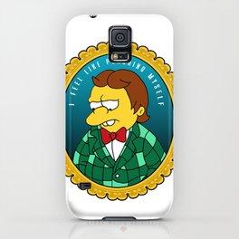 I FEEL LIKE PUNCHING MYSELF iPhone Case