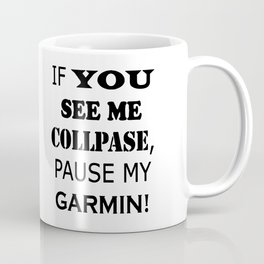 garmin Coffee Mug