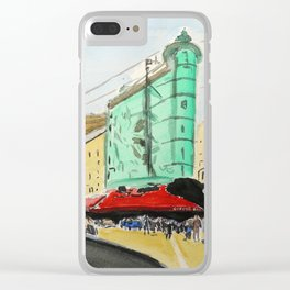 San Francisco Sentinel Building, 1907 Clear iPhone Case