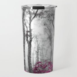 Princess Pink Forest Garden Travel Mug