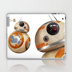 Cute Little Droid Laptop & iPad Skin
