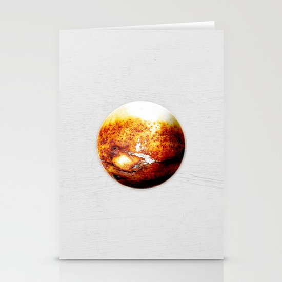 Element: Fire Stationery Cards