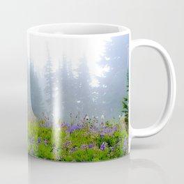 Misty Mountain Meadow Coffee Mug