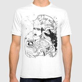 CARPE DIEM SOUS LES MERS T-shirt