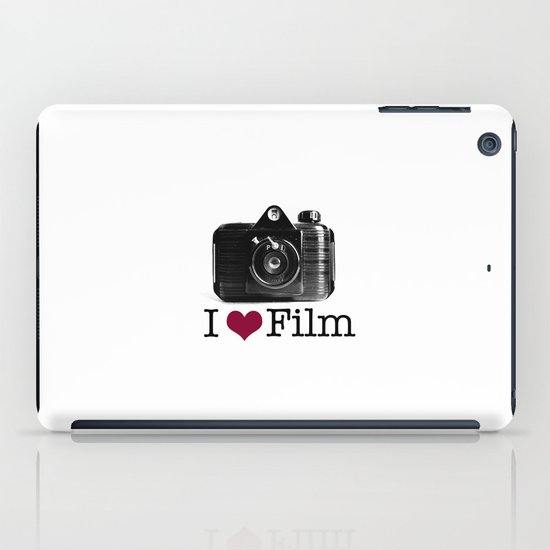 I ♥ Film iPad Case