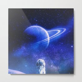 CELESTIAL ATMOSPHERE #5 Metal Print