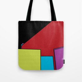 Fifth Floor Hangout Tote Bag
