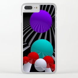 opart dreams -03- Clear iPhone Case