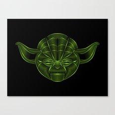 Star . Wars - Yoda Canvas Print