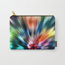 Burst of Colors Carry-All Pouch