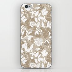 Rising spring - Nude iPhone & iPod Skin