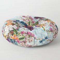 Summer Botanical Garden VIII Floor Pillow