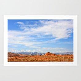 Glen Canyon Art Print