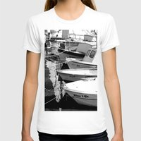 boats T-shirts featuring boats by habish