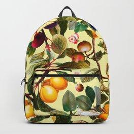 Vintage Fruit Pattern XXI Backpack
