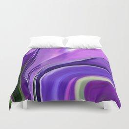 Crocus Abstract16 Duvet Cover